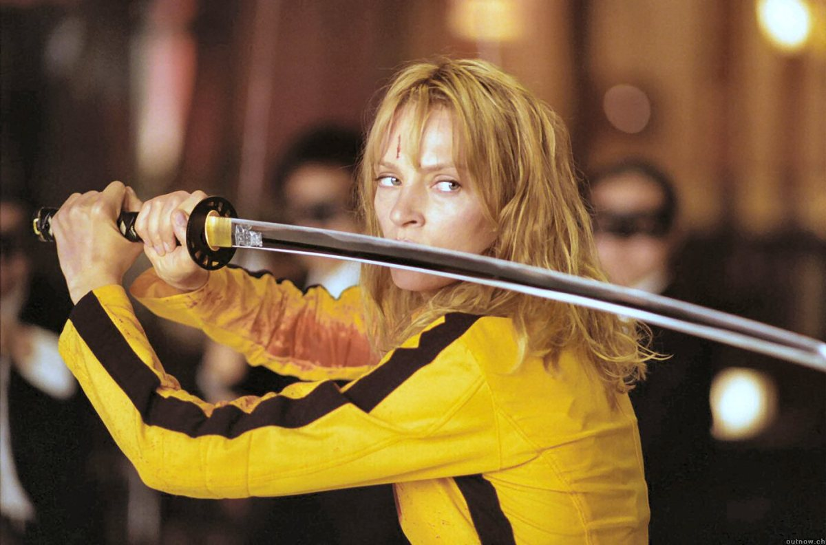 [REVIEW] KILL BILL (Vol. 1 & 2)