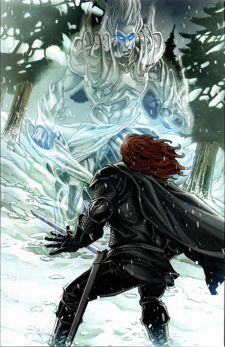 A Guerra dos Tronos - HQ Vol. 1