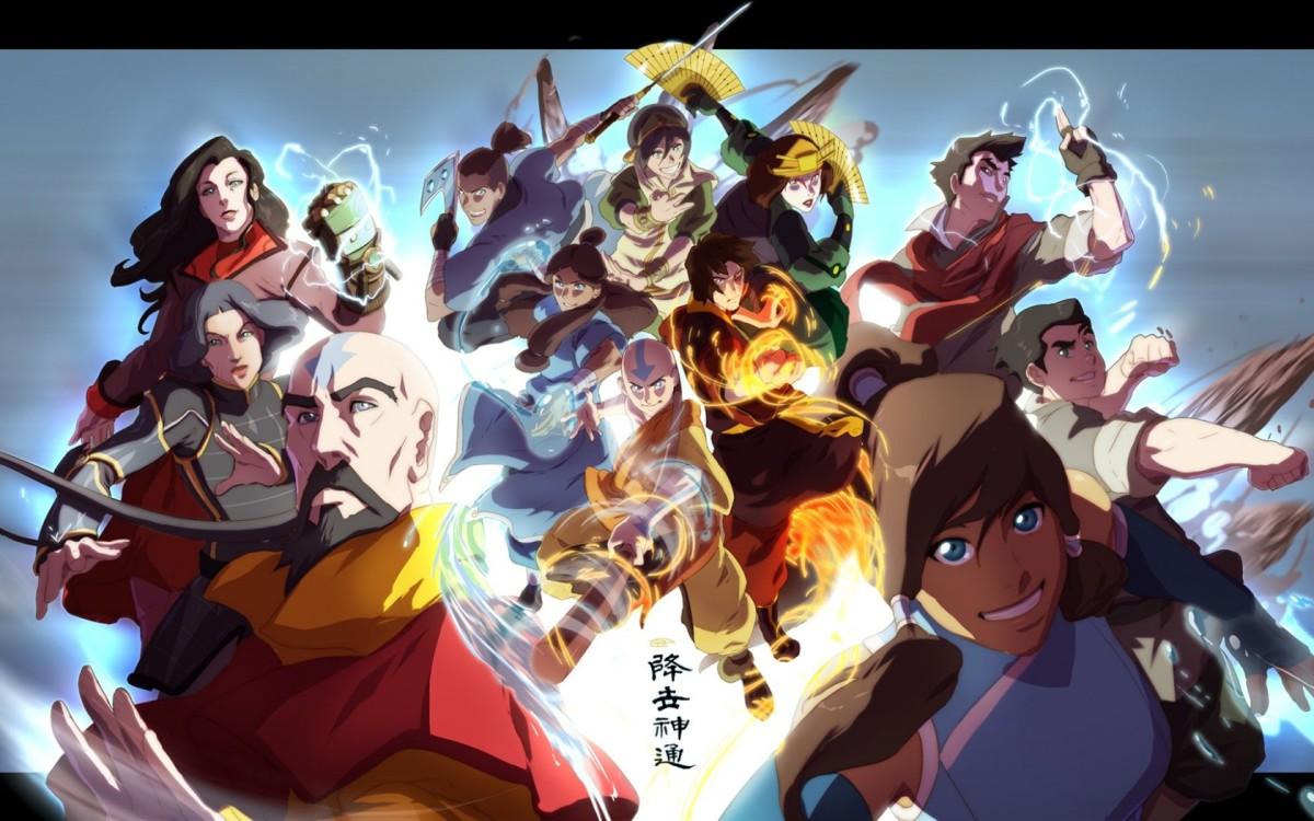 Avatar: A Lenda de Korra 3ª Temporada