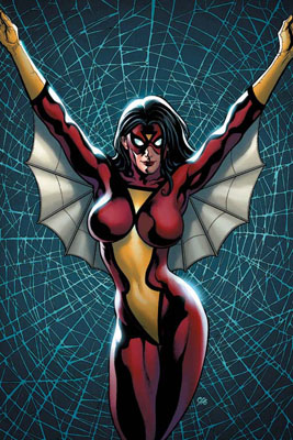 mulher aranha