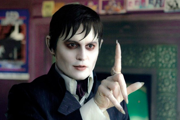 dark shadows - sombras da noite - crítica do filme - Johnny Depp
