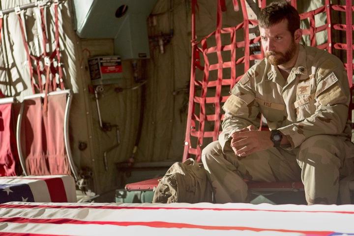 Mau retrospecto entre bilheteria e Melhor Filme não é um bom sinal para Sniper Americano