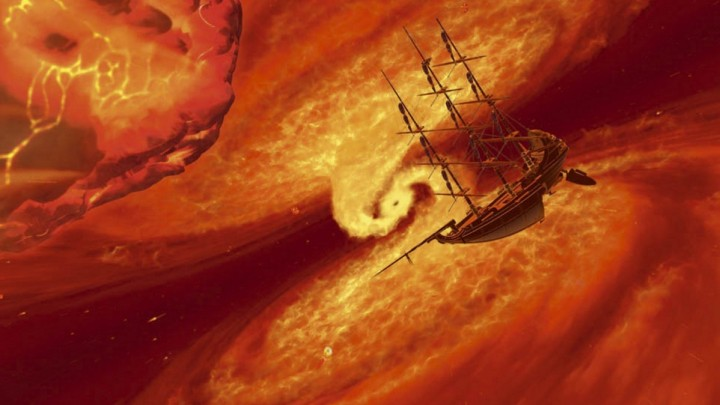 Vai me dizer que se esse filme não tivesse a pegada do primeiro Piratas do Caribe, ele não seria SENSACIONAL?