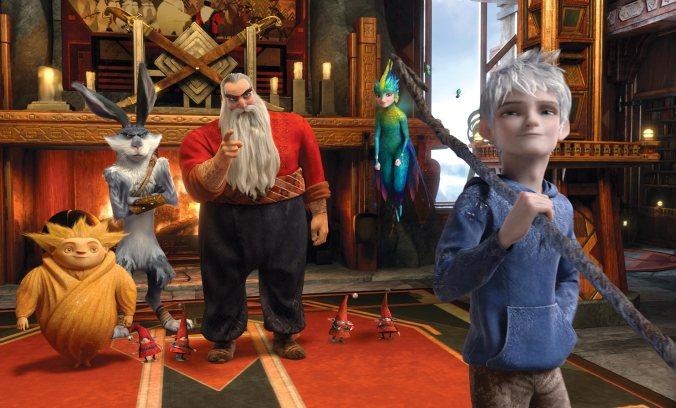 Apesar de ser uma das melhores animações da última década, nem os Guardiões conseguiram salvar a DreamWorks