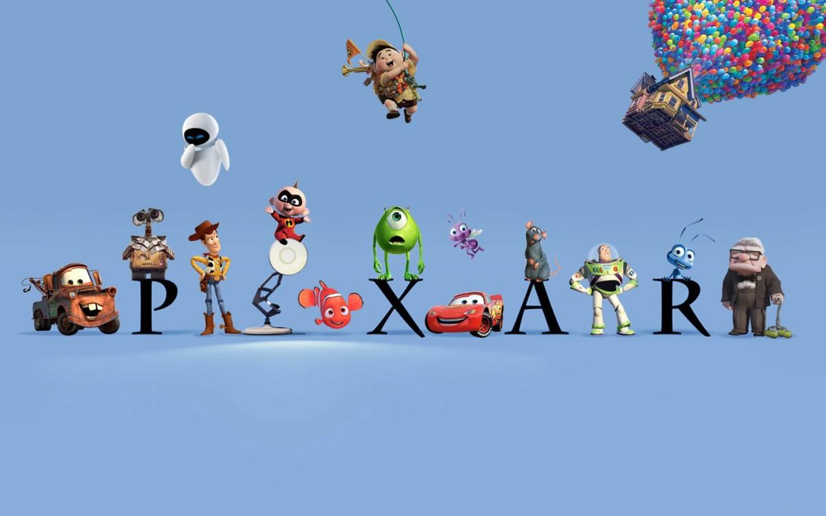 Não, a Pixar nunca foi embora. Já a DreamWorks...