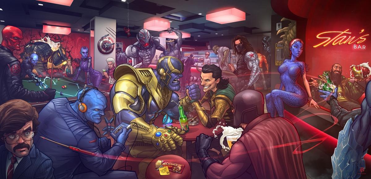 Os mais esquecíveis vilões da Marvel Studios