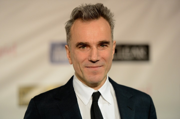 SANTA MONICA, CA - JANUARY 10: Actor Daniel Day-Lewis, winner of Best Actor for